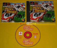PENNY RACERS Ps1 Versione Italiana 1ª Edizione Racer Choro Q »»»»» COMPLETO