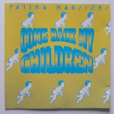 THE FATIMA MANSIONS - COME BACK MY CHILDREN - UK CD - 1992 - CGC CD 1
