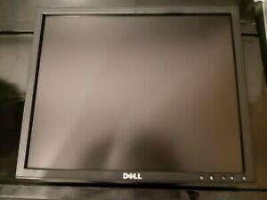 """Ecran Plat PC 19"""" DELL P190St VGA DVI VESA USB 5:4 ecran uniquement sans le pied"""