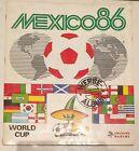 Panini+WM+86+Sammelalbum+WC+1986+KOMPLETT+Album+mit+allen+Sticker+Stickeralbum