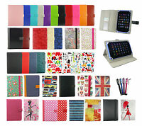 Universal Wallet Case Cover Stand fits Lenovo Tab 4 8 Plus Tablet PC 8 Inch