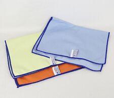 3x AQUA CLEAN Koi-Tuch Spezialfasertuch 3er Set ca. 60 x 40 cm Fasertuch Tücher