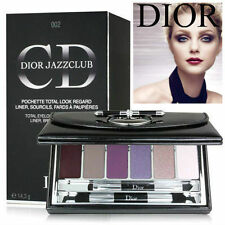 100% AUTHENTIC Ltd Edition DIOR COUTURE JAZZCLUB TOTAL EYELOOK Makeup CLUTCH 002