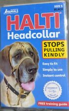 New listing Halti Headcollar Size 5 No Pull Dog Collar - Stops Pulling Kindly