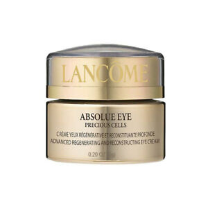 Lancome Absolue Precious Cells 0.2 oz Advanced Regenerating Reconstruc Eye Cream