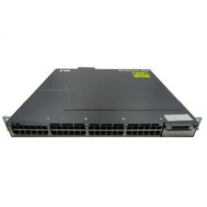 Cisco WS-C3750X-48T-L - X-Series 48 Port Ethernet switch
