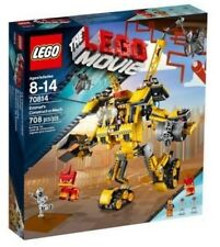 Lego ~ The Lego Movie ~ 70814 ~ Emmet's Construct-o-Mech ~ Sealed