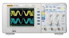 New Rigol Digital Oszilloskop 100MHz DS1102E w/ 3 yrs W