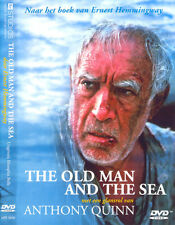 THE OLD MAN AND THE SEA (Ernest Hemingway) Anthony Quinn  DVD