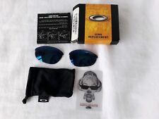 Oakley Half Jacket Replacement Lenses - Blue Iridium