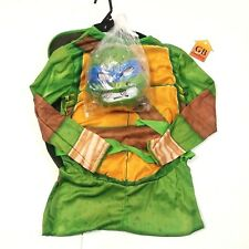 Teenage Mutant Ninja Turtles Leonardo Costume Large (10-12) Boy Halloween