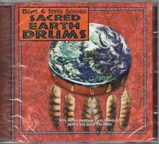 DAVID & STEVE GORDON - SACRED EARTH DRUMS - CD (NUOVO SIGILLATO)