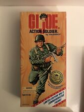 "G.I.JOE Action Soldier Limited Edition World War II - 12 "" Tall - Hasbro #27616"