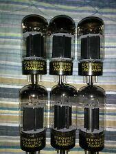 1 Pair (2 each)  6DY7 Audio Amplifier Vacuum Tubes-Stromberg Carlson