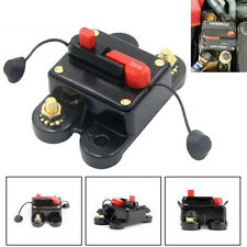 12V Dc 300A Amp Circuit Breaker Stereo Inline Replace Reset Fuse for Car Audio
