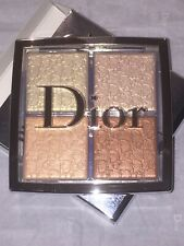 Dior Backstage Glow Face Palette Highlight And Blush 002 Glitz Brand New Boxed