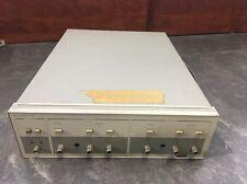 Hp agilent 4195a measurement unit