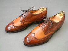 Edward Green for Paul Stuart Two Tone Wingtip Brogues Shoes 7.5UK 8US 41.5EU