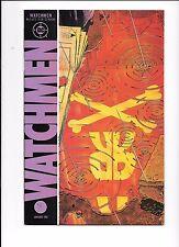 Watchmen #5 January 1987 Alan Moore Dave Gibbons landmark series