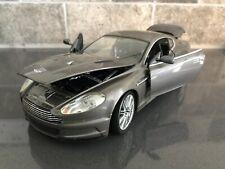 Aston Martin DBS 1:18 Scale Model James Bond car Casino Royale 007 Daniel Craig