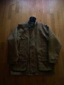 mens tweed shooting jacket