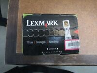 Lexmark High-Yield Toner Cartridge, Cyan 700H2