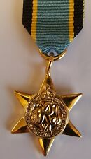 Miniature Medal - Air Crew Europe Star (2nd World War )