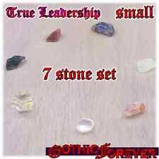 True Leadership Healing Gemstone Kit Set of 7 10mm SMALL Stones