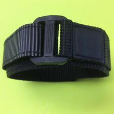 20mm Fits Casio/Times & other Brads one piece warp strap Valero Vilcro Velco