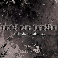 Mental Care Foundation - Alcohol Anthems 2005 thrash groove Finland Crash Music