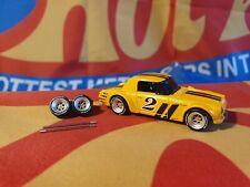 Longchamp 1/64 Rubber Wheels 6 Spoke Real Riders Hot Wheels Matchbox Custom