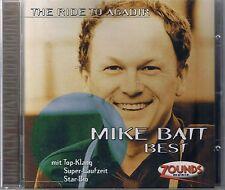 BATTERIA, Mike the ride to Agadir (Best of) Zounds CD RAR programmazione a oggetti