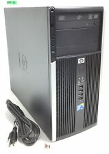 HP COMPAQ 6000 PRO MT CORE 2 DUO E8500 3.16GHZ 4GB RAM 250GB HDD WIN10 PRO H195B