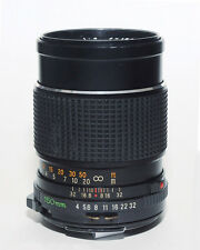 Mamiya Sekor C 150mm f4 Lens for 645 Excellent w/Built in Lens Shade