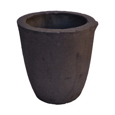 10 kg Clay Graphite Crucible for Melting Gold Silver and Other Metal