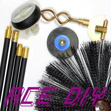 Drain Rod System | Choose Rods Plunger Scraper Plug Worm Screw or Chimney Sweep