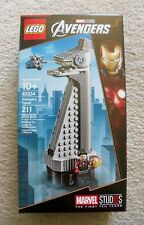 LEGO Marvel Studios - Rare Exclusive - Avengers Tower 40334 - Tony Stark - New