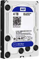 """Western Digital WD40EZRZ WD Blue SATA III 3.5"""" 4TB Hard Drive"""