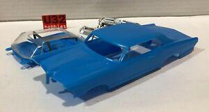 Imc Daytona Stockers 201/129 Bodywork Pontiac Gp + Chassis+ Motor 1/32