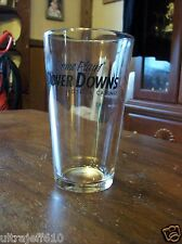 PINT Glass Dover Downs COME PLAY