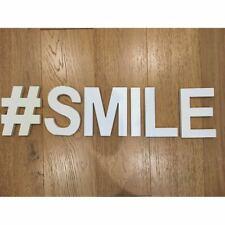 Home Decor Style Wood Wooden Symbols Typo Hashtag White # Vintage Letter Symbol