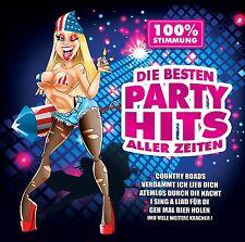DIE BESTEN PARTY HITS  CD NEU