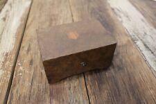 Vintage Antique Thorens Music Box w/Three Songs