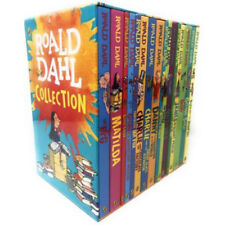 Roald Dahl Box Set 16 Books Collection Brand New Edition Bookset