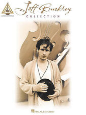 Jeff Buckley Collection Guitar Tab Tablature Sheet Music Song Book Songbook