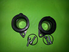 Yamaha Xt350 TT350 XT Tt Carburador Goma Boquillas Aspiración Conjunto Oem