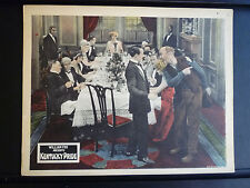 1925 KENTUCKY PRIDE - LOBBY CARD - JOHN FORD SILENT - HORSERACING - VINTAGE