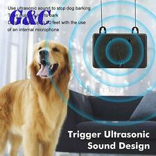 Outdoor Anti Barking Device Ultrasonic Dog Bark Control Sonic Deterrent Silencer