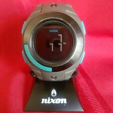"Nixon ""The Outsider"" (Gray/Blue) 100M China Movement & Compass Function (10F)"