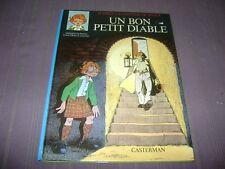 COMTESSE DE SEGUR UN BON PETIT DIABLE N° 6 EO 1979 AVEC SUPERBE DEDICASSE